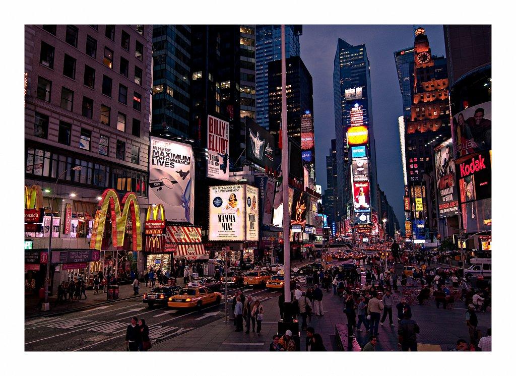 New York @ Night